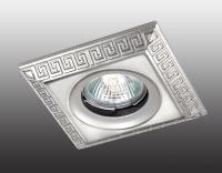 Встраиваемый неповоротный светильник NEMO 369563