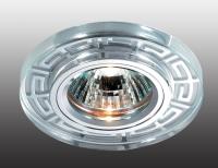 Декоративный встраиваемый светильник MAZE 369584