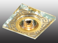 Декоративный встраиваемый светильник MAZE 369585