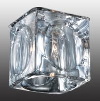 Декоративный встраиваемый светильник VETRO 369593