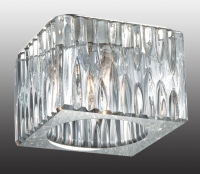 Декоративный встраиваемый светильник CUBIC 369596