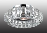 Декоративный встраиваемый светильник STORM 369597