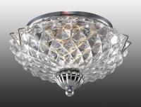 Декоративный встраиваемый светильник GEM 369598