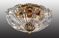 Декоративный встраиваемый светильник GEM 369599