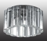 Декоративный встраиваемый светильник VETRO 369603