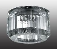 Декоративный встраиваемый светильник VETRO 369604