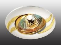 Стандартный встраиваемый поворотный светильник FUDGE 369621