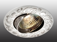 Стандартный встраиваемый поворотный светильник HENNA 369689