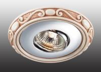 Декоративный встраиваемый поворотный светильник CERAMIC 369728