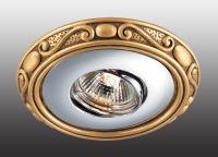 Декоративный встраиваемый поворотный светильник CERAMIC 369729
