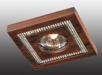 Декоративный встраиваемый светильник FABLE 369734