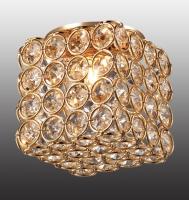Декоративный встраиваемый светильник ELF 369741