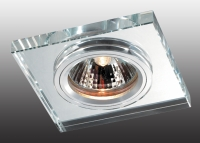 Декоративный встраиваемый светильник MIRROR 369753