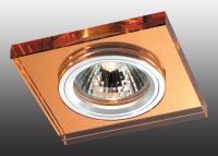 Декоративный встраиваемый светильник MIRROR 369754