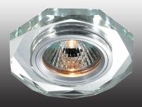 Декоративный встраиваемый светильник MIRROR 369759