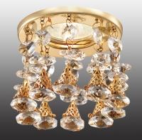 Декоративный встраиваемый светильник RITZ 369792