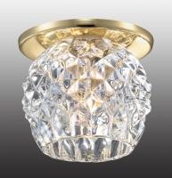 Декоративный встраиваемый светильник NORD 369804