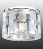 Декоративный встраиваемый светильник NORD 369808