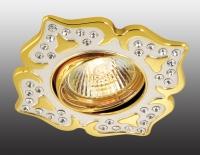 Стандартный встраиваемый поворотный светильник FLOWER 369825