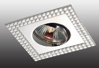 Декоративный встраиваемый светильник MIRROR 369836