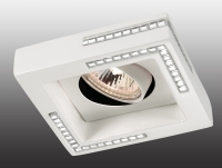 Декоративный встраиваемый поворотный светильник FABLE 369843