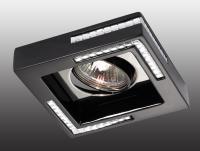Декоративный встраиваемый поворотный светильник FABLE 369844