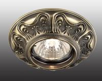Декоративный встраиваемый светильник VINTAGE 369852