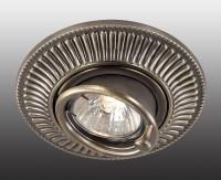 Декоративный встраиваемый светильник VINTAGE 369858