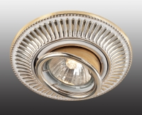 Декоративный встраиваемый светильник VINTAGE 369859