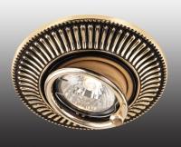 Декоративный встраиваемый светильник VINTAGE 369860
