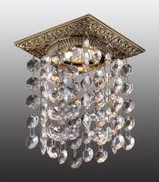 Декоративный встраиваемый светильник GRAPE 369861