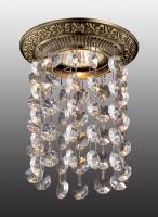 Декоративный встраиваемый светильник GRAPE 369862