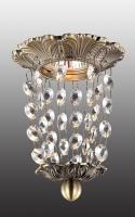 Декоративный встраиваемый светильник GRAPE 369863