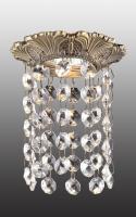 Декоративный встраиваемый светильник GRAPE 369864