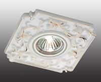 Декоративный встраиваемый светильник FARFOR 369866