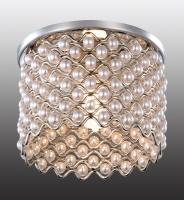 Декоративный встраиваемый светильник PEARL 369888