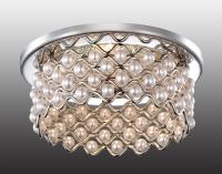 Декоративный встраиваемый светильник PEARL 369889