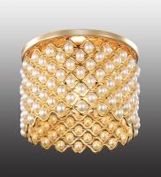 Декоративный встраиваемый светильник PEARL 369890