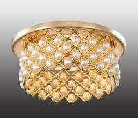 Декоративный встраиваемый светильник PEARL 369891