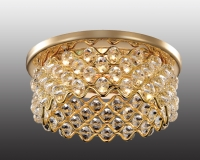 Декоративный встраиваемый светильник PEARL 369893