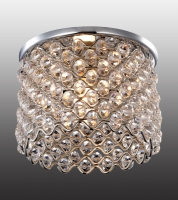 Декоративный встраиваемый светильник PEARL 369894