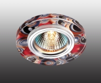 Декоративный встраиваемый светильник RAINBOW 369909