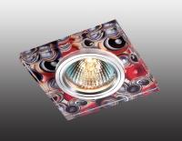 Декоративный встраиваемый светильник RAINBOW 369910