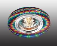 Декоративный встраиваемый светильник RAINBOW 369911