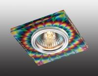 Декоративный встраиваемый светильник RAINBOW 369912