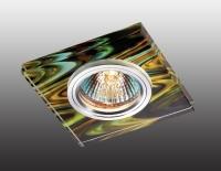 Декоративный встраиваемый светильник RAINBOW 369914