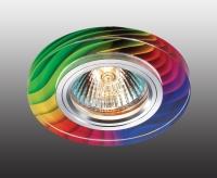 Декоративный встраиваемый светильник RAINBOW 369915