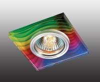 Декоративный встраиваемый светильник RAINBOW 369916