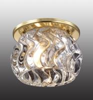 Декоративный встраиваемый светильник VETRO 369918