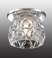 Декоративный встраиваемый светильник VETRO 369919
